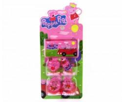 Hk Mini igračka pečati Pepa prase ( 6261942 )