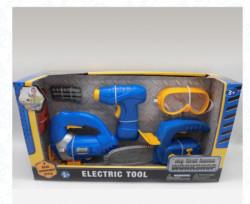 HK Mini igračka set alat sa burgijom i naočarima ( A043131 )