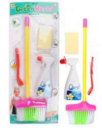 Hk Mini igračka set za čišćenje na blisteru ( 6190268 )