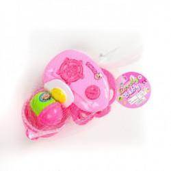 Hk Mini igračka sudići u mrežici ( A013357 )