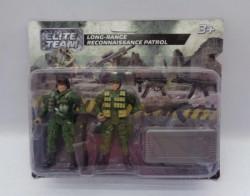 HK Mini igračka, vojnički set - izviđačka patrola ( A018128 )