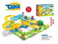 HK Mini igračka vozni park - srećna dolina ( 6600152 )