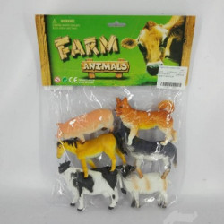 HK Mini igračka životinje u kesici - farma ( A020296 )