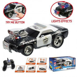 Hot Wheels RC Police Pursuit ( 49-103310 )