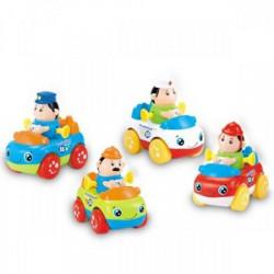 Huile Toys igracka profesional car 8 kom. 12+ m. ( HT356C )