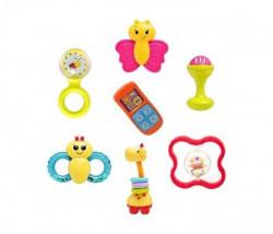 Infunbebe igracka za bebe zvecka set (3m+) ( A6800-PDQ )