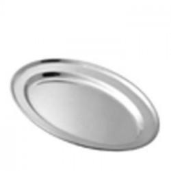 Inox ovalni posluzavnik 40 cm ( 92-442000 )