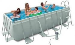 Intex 28316 bazen sa metalnom konstrukcijom 400x200x100cm