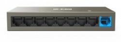 IP-Com F1109DT LAN 9-Port 10/100 switch RJ45 ports