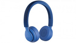 Jam Audio Been There Bluetooth On-Ear Headphones - Blue ( 039450 )