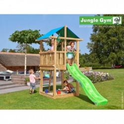 Jungle Gym - Jungle Hut toranj sa toboganom