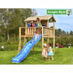 Jungle Gym - Jungle Playhouse sa terasom XL