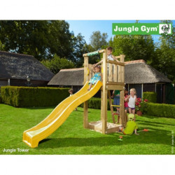 Jungle Gym - Jungle Tower toranj sa toboganom
