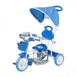 "Jungle tricikl ""First trike"",12m+ Plavi ( 010732 )"