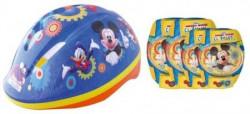 Kaciga, štitnici za kolena i laktove Mickey vel. S (53-56 cm) ( 0123970 )