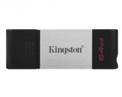 Kingston 64GB DataTraveler 80 USB-C 3.2 flash DT8064GB