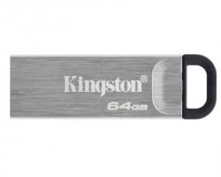 Kingston 64GB DataTraveler Kyson USB 3.2 flash sivi ( DTKN/64GB )