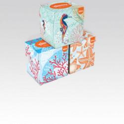 Kleenex Cube collection papirne maramice,kutija 56 kom ( 2960000 )