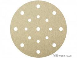 Klingspor brusni papir o125 p120 sa čičkom ( K147170 )