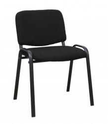 Konferencijska stolica VISITOR - Crna