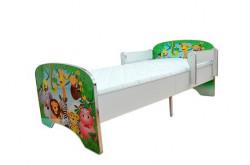 Krevet za decu Green Jungle 160x80 cm - model 804
