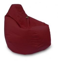 Lazy Bag - fotelje - prečnik 90 cm - Bordo