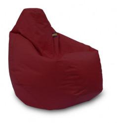 Lazy Bag - fotelje - prečnik 90 cm - Bordo