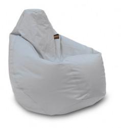 Lazy Bag - fotelje - prečnik 90 cm - Svetlo sivi