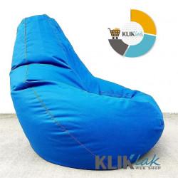 Lazy BAG JUMBO XXL Plavi Šoteks ( 270x130 )