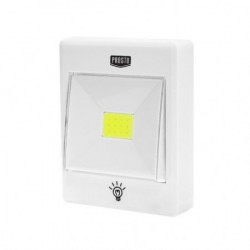 LED baterijska lampa - prekidač 3W LED ( PL9102E )