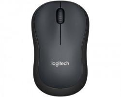 Logitech M220 Silent Wireless crni miš