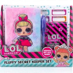 LOL fluffy mini dnevnik ( 31300 )
