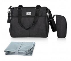 Lorelli torba za mame maya black ( 10040250002 )