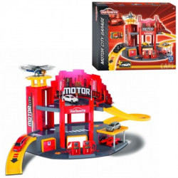 Majorette: Motor City garaža+s ( 38-014000 )
