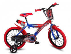 "Marvel Spider-Man 16"" Licencirani bicikl - Model 711"