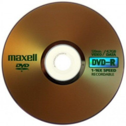 Maxell DVD-R 4.7GB 16X ECONOMYC ( 5516MA1/Z )