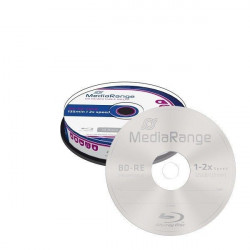 MediaRange 25GB BD-RE 2X 1/10/MR501 BLU-RAY RW DISK ( 525MRE10/Z )