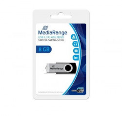 MediaRange 8GB Flexy drive MR908 USB 2.0 flash memorija ( UFMR909/Z )
