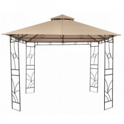 Metalna gazebo tenda panama - bez ( 037926 )