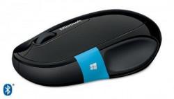 Microsoft Sculpt Comfort Mouse Win78 Bluetooth Black ( H3S-00002 )