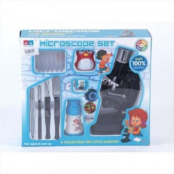 Mikroskop set 27x24x8cm ( 261708/1 )