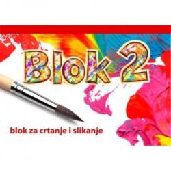 Milla blok br. 2 ( 10/0515 )