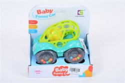 Mktoys Zvečka bebi auto ( 576248 )