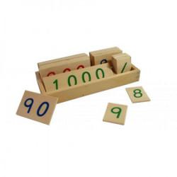 Montesori HTM0134 Numeričke pločice ( 14088 )