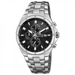 Muški Lotus Chrono Crni Sportski ručni sat sa datumom