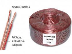 N/A Kabl za zvučnik CCA 2 x 1.0 ( 0741 )