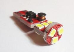 N/A T-10 9smd LED sijalica pozicija ( XEN125 )