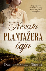 Nevesta plantažera čaja- Dženet Maklaud Troter ( 10413 )