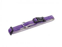 Nobby 78510-38 Ogrlica Soft Grip 15mm, 25/35cm lila ( NB78510-38 )