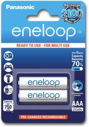 Panasonic baterije eneloop AAA/2B (BK-4MCCE/2BE)